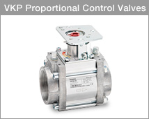 Siemens Proportional Control Valves